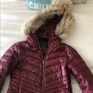 Andrew Marc Puffer Coat